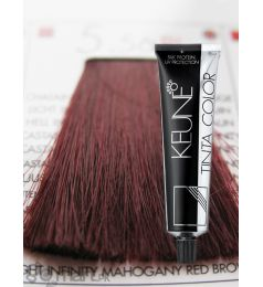 Keune Tinta Color Light Infinity Mahogany Red Brown Ri 5.56