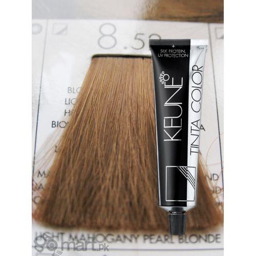 Keune Tinta Color Light Mahogany Pearl Blonde 8 52 Hair Color Amp Dye Gomart Pk