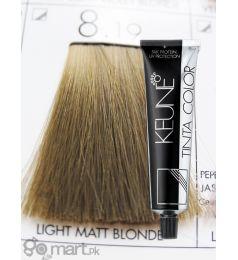 Keune Tinta Color Light Matt Blonde 8.19