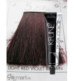 Keune Tinta Color Light Red Violet Brown  5.67