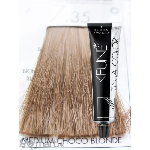 Keune Tinta Color Medium Choco Blonde 7 35 Hair Color