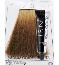 Keune Tinta Color Medium Golden Blonde 7.3