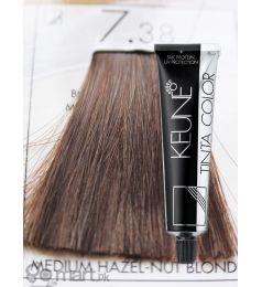 Keune Tinta Color Medium Hazel-nut Blonde 7.38