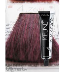 Keune Tinta Color  Medium Infinty Violet Red Brown Ri 4.76