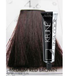 Keune Tinta Color  Medium Red Brown 4.6