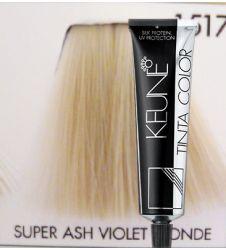 Keune Tinta Color Super Ash Violet Blonde 1517