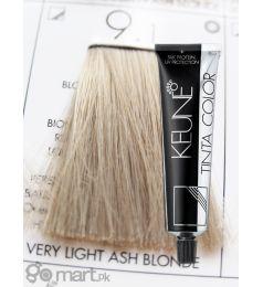 Keune Tinta Color Very Light Ash Blonde 9.1