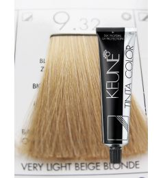 Keune Tinta Color Very Light Beige Blonde 9.32