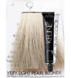 Keune Tinta Color Very Light Pearl Blonde 9.2