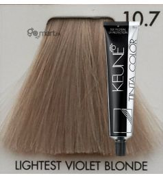 Keune Tinta Color Very Lightest Violet Blonde 10.7