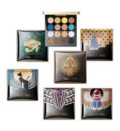ZEESEA New 16 Colors Egypt Eyeshadow Palette Holographic Shiny Matte Glitter Pigment Eye Shadow Pallete