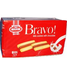 Kolson Bravo Biscuit (6 Packs)