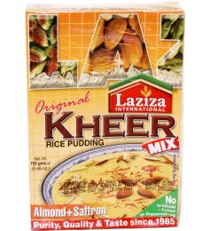 Laziza Kheer Mix Almond & Saffron (155gm)