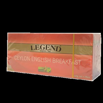Legend Ceylon English Breakfast (50gm)