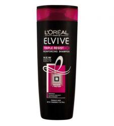Loreal Elvive Triple Resist Shampoo (400ml)