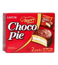 Lotte Choco Pie 2 pack (56gm)