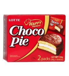 Lotte Choco Pie 2 pack (56gm)