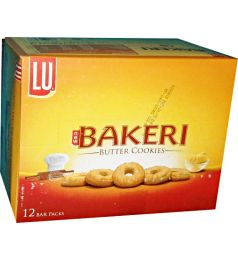 LU Bakeri Butter Biscuit (12 Packs)