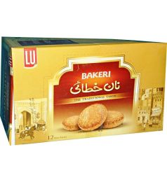 LU Nankhatai Biscuit (12 Packs)