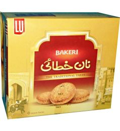 LU Nankhatai Biscuit (6 Packs)