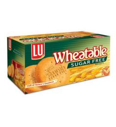 LU Wheatable Sugar Free (Family Pack)