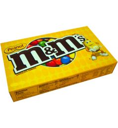 m&m's Peanut Chocolate Beans (24x45gm)