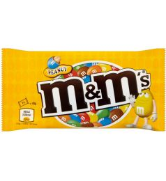 m&m's Peanut Chocolate Beans (45gm)