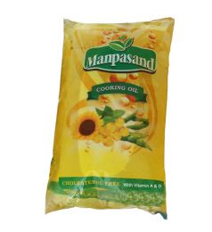Manpasand Cooking Oil (900ml)