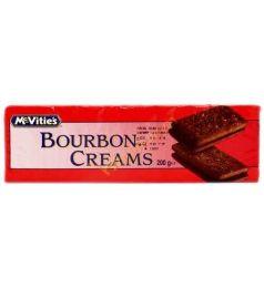Mcvities Bourbon Creams (200gm)
