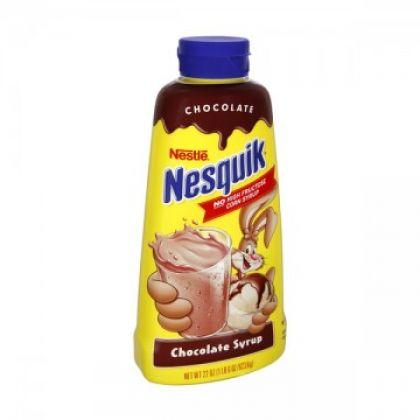 Nestle Nesquik Chocolate Syrup (623gm)