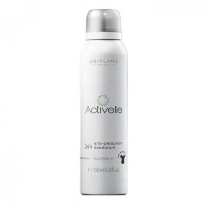 Oriflame Activelle Anti-Perspirant 24h Invisible (150ml)