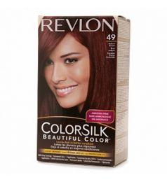 Revlon Colorsilk Hair Color Dye - Auburn Brown 49