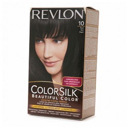 Revlon Colorsilk Hair Color Dye  Black 10  Hair Color Amp Dye  Gomartpk