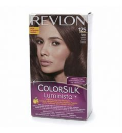 Revlon ColorSilk Luminista Hair Color Dye - Bronze Brown 125