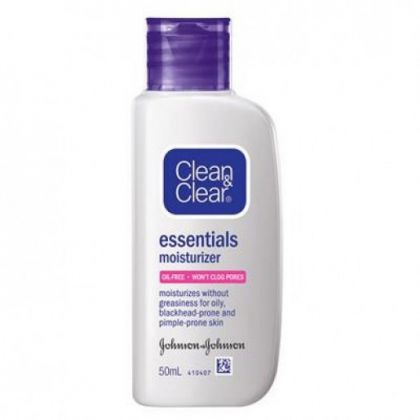 Clean & Clear Moisturizer Essentials 50ml