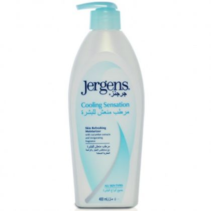Jergens¨ Cooling Sensation Skin Refreshing Moisturizer 200ml