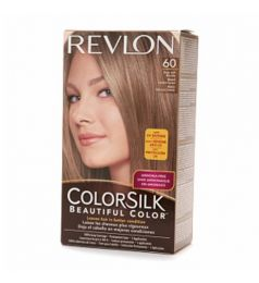 Revlon Colorsilk Hair Color Dye - Dark Ash Blonde 60