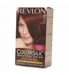Revlon Colorsilk Hair Color Dye - Dark Auburn 31