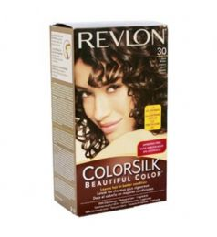 Revlon Colorsilk Hair Color Dye - Dark Brown 30