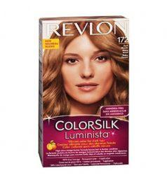 Revlon ColorSilk Luminista Hair Color Dye - Dark Blonde 172