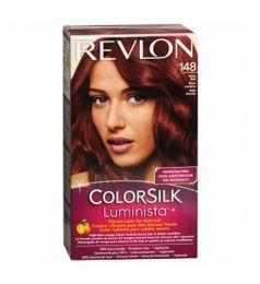 Revlon ColorSilk Luminista Hair Color Dye - Deep Red 148