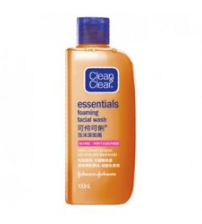 Clean & Clear Essentials Foaming Facial Wash 100ml