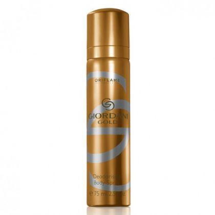 Oriflame Giordani Gold Deodorising Body Spray (75ml)