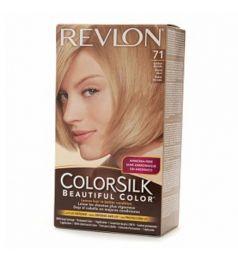 Revlon Colorsilk Hair Color Dye - Golden Blonde 71