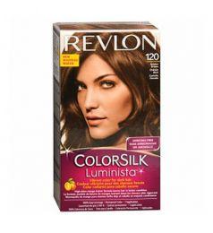 Revlon ColorSilk Luminista Hair Color Dye - Golden Brown 120