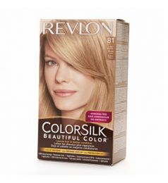 Revlon Colorsilk Hair Color Dye - Light Blonde 81