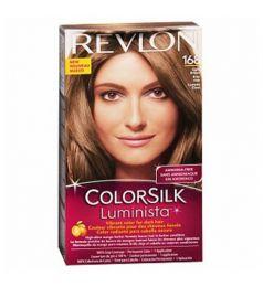 Revlon ColorSilk Luminista Hair Color Dye - Light Brown 168
