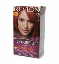 Revlon ColorSilk Luminista Hair Color Dye - Light Red 160