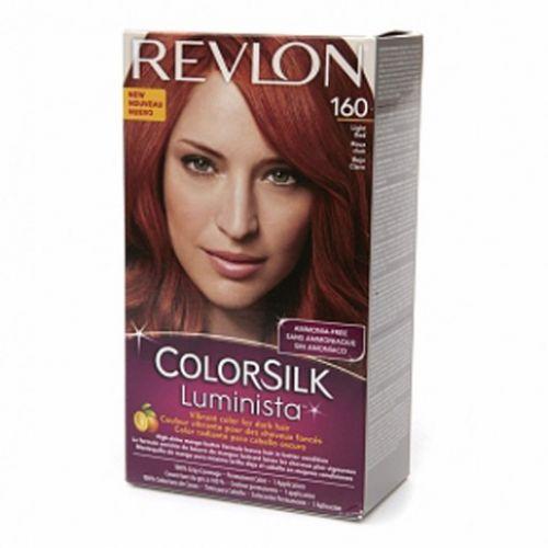 Revlon Colorsilk Luminista Hair Color Dye Light Red 160 Hair