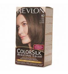 Revlon Colorsilk Hair Color Dye - Medium Ash Brown 40